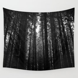 Norwegian woods - Bergen, Hordaland Wall Tapestry