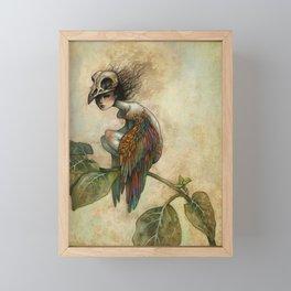 Soul of a Bird Framed Mini Art Print