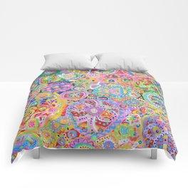 Memories of Wivenhoe II Comforters