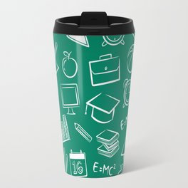 School chemical #7 Travel Mug