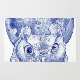 Midnight owl Rug