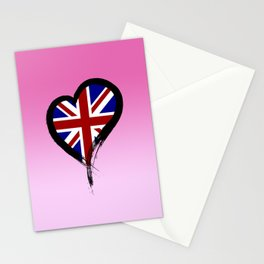 Heart Nation 02 Stationery Cards