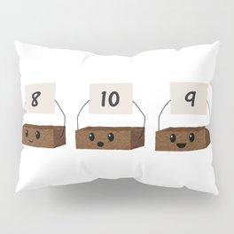 Brownie Points Pillow Sham