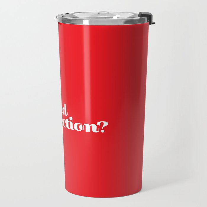 Missed Connections Travel Mug