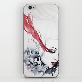Hurtful Tears iPhone Skin