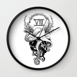VIII Wall Clock