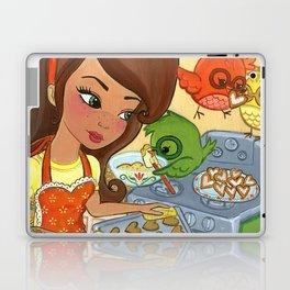 Sugar Chirps Laptop & iPad Skin