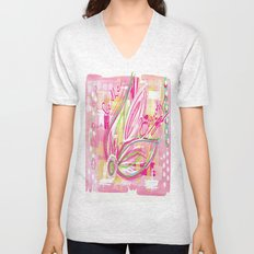 See the Beauty Unisex V-Neck