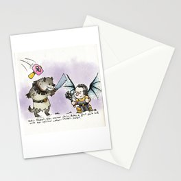 Dungeons & Doodles - Mini Encounters Stationery Cards