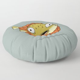 Puffer fish Floor Pillow
