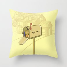 You've Got Spam 2.0 Throw Pillow