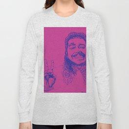 Happy Posty Long Sleeve T-shirt