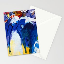 Wassily Kandinsky Impression VI Stationery Cards