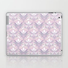Interwoven XX - Orchid Laptop & iPad Skin