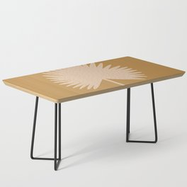 Palm Leaf Coffee Table