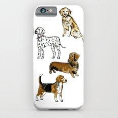 DogDogDogDog iPhone 6s Slim Case