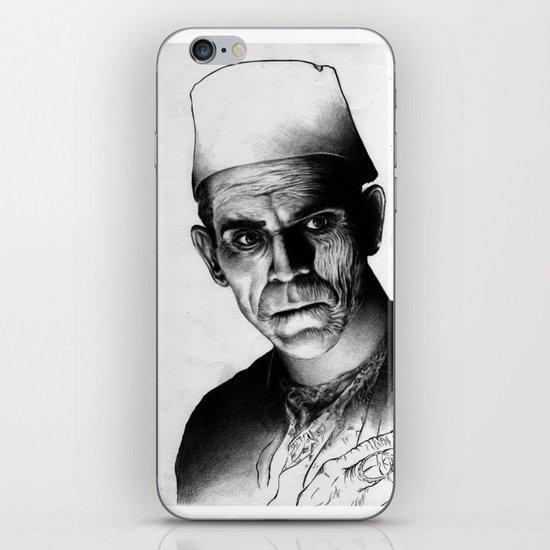 Karloff iPhone & iPod Skin