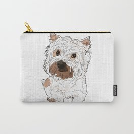 Lolo, West Highland Terrier Carry-All Pouch