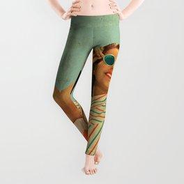 Bright Cinnamon Leggings