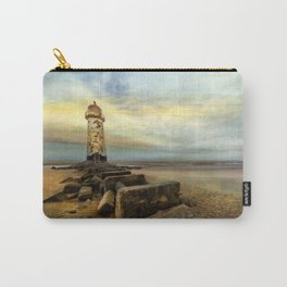 Lighthouse Sunset Carry-All Pouch
