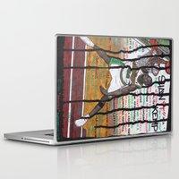 nba Laptop & iPad Skins featuring NBA PLAYERS - Shawn Kemp by Ibbanez