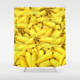 Go Bananas Shower Curtain