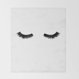 Lash Love Throw Blanket
