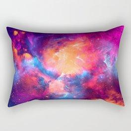 Artistic XCI - Nebula Rectangular Pillow