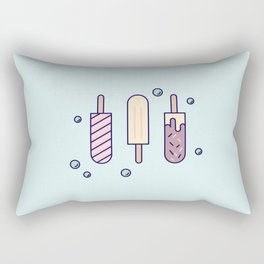 Popsicles Rectangular Pillow