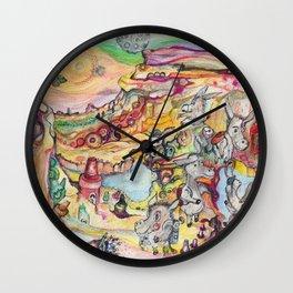 Grand Cranyon Wall Clock
