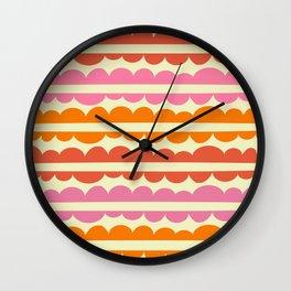 Mordidas Sixties Wall Clock