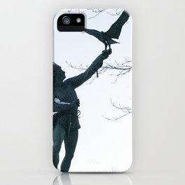The Falconer iPhone Case