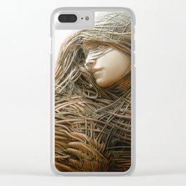 Attachment II Clear iPhone Case
