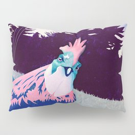 What the Hegg (Pink Version) Pillow Sham
