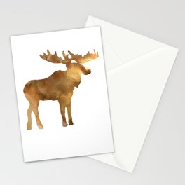 Mikey Moose Stationery Cards