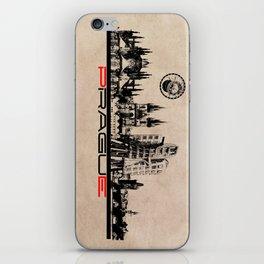 Prague iPhone Skin
