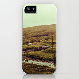 SCOTLAND / Glen Etive, Highlands / 01 iPhone Case