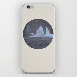 The Lonely Polarcorn iPhone Skin