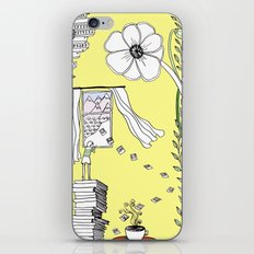 Inspiration and Dreams iPhone Skin