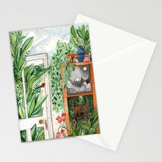 The Jungle Room Stationery Cards