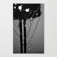 Crossing. Canvas Print