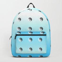 Peace to You (sky blue) Backpack