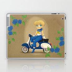Retro Sailor Uranus Laptop & iPad Skin