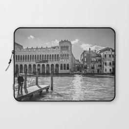 old man in Venice 2 Laptop Sleeve