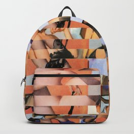 Glitch Pin-Up Redux: Whitney Backpack