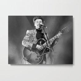 Harry Styles Metal Print