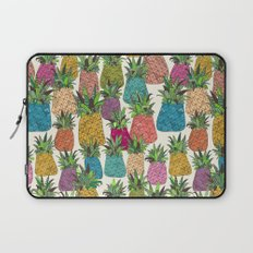 West Coast pineapples Laptop Sleeve