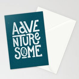 Adventuresome Stationery Cards