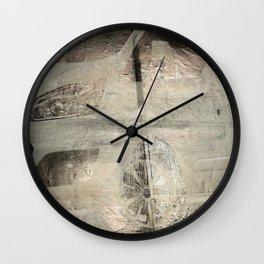 Urban Abstract 98 Wall Clock