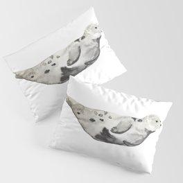 Seals of La Jolla Pillow Sham